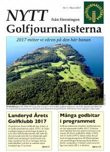 om Landeryd – Årets Golfklubb 2017, tillbakablick på 2016, Go Golfilicious samt årets program